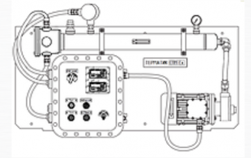 Подогреватели масла СПМД-Ex