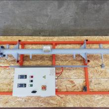 Система подогрева воздуха с тиристорным шкафом управления 6 кВт 380 В