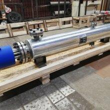 Проточный подогреватель раствора едкого натра 27 кВт 380 В с тефлоновым покрытием