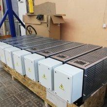 Промышленные конвекторы ЭНВ-3-220-IP55 мощностью 3 кВт